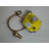 Regulador Gas Envasado 45 Kg Para Un Solo Tubo