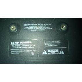 Peça Parte Componente Placa Televisão Tv Semp Toshiba Le1951