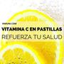 Pastillas De Vitamina C/60 Comprimidos 1000mg. Antioxidante