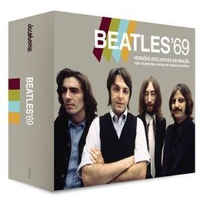 Box Beatles 69 - 3 Cd