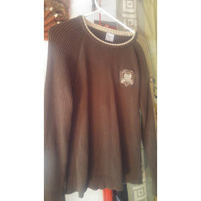 Sueter Pepe Jeans London Burk Style Retro Cafe Brown