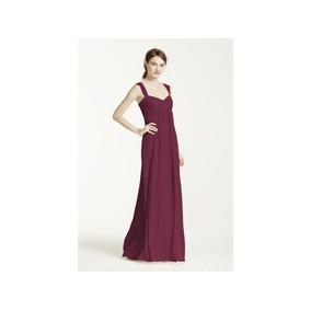 Vestido Largo - Dia O Noche - Davids Bridal