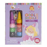 Set Para Pintar Oodle Doodles Crayones Daydream Tiger Tribe
