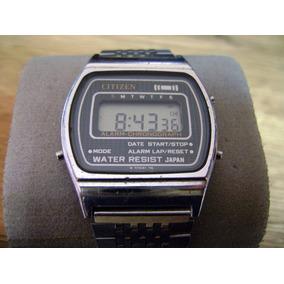 Reloj Citizen Quartz Digital. Vintage 70s.