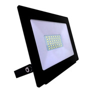 Reflector Proyector Led 30w Interelec Ip65 Luz Dia Exterior