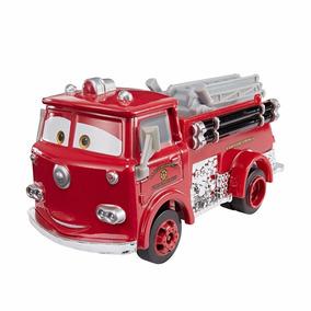 Carros 3 Disney - Pixar - Cars 3 - Bombeiro Red - Matttel