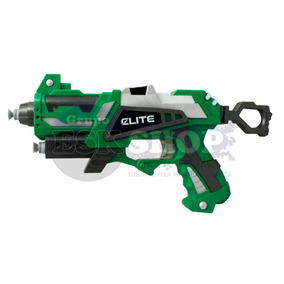 Pistola Lançadora De Dardos Nerf Avengers Hulk - Barato D+