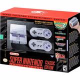 Consola De Juegos Super Nintendo Nes Classic Edition Envío