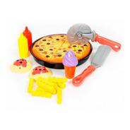 Set De Cocina Pizza 25 Piezas Set De Cocina Pizza 25 Tk297
