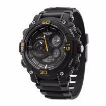 Relógio Mormaii Masculino Anadigi Mo12598/8y