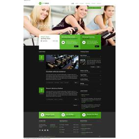 Mega Site Academia 2015 Profissional