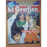 El Grafico 3585 Racing Campeon Supercopa 1988