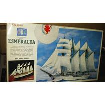 Maqueta Barco Esmeralda