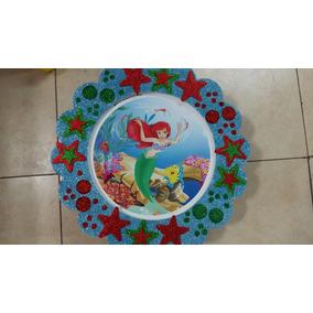 Piñata De La Sirenita