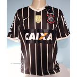 Camisa Corinthians Danilo Paulista E Recopa 2013 Patch Fifa