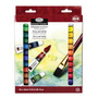 Kit De Tinta Aquarela Royal & Langnickel Com 24 Tubos - Wat2