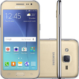 Celular Samsung Galaxy J2 Dual Chip Quadcore 1,3 3g 8gb S/tv