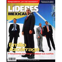 Líderes Mexicanos - Emilio Azcárraga - Aseguradoras