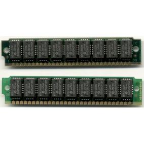 Memoria Fpm 8mb 72pines Dos Caras Compatible Con Placas 486