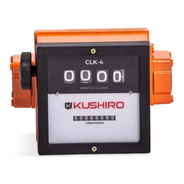 Cuenta Litros Mecánico Kushiro Gasoil Nafta Aceite 4 Dígitos