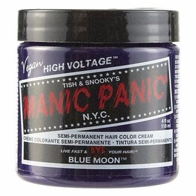 Manic Panic Tinta Semi Permanente Blue Moon N.y.c