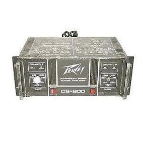 Amplificador Peavey 800