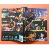 Dvd Oficina G3 - Acústico - Ao Vivo - Olímpia