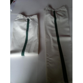 Pantalon Traje De Gala Liceo Militar Tallas 30 (usado)