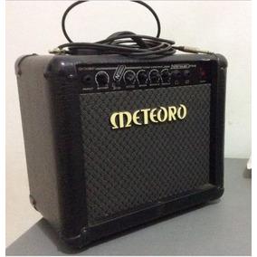 Caixa De Som Para Guitarra Elétrica Marca Meteoro