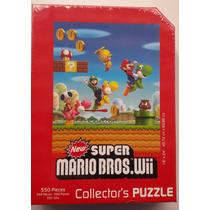 Rompecabezas Puzzle Mario Bros Wii 550 Piezas