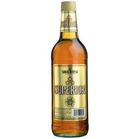 Licor De Ron Superior Caja 12 Botellas 1 L
