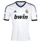 Camiseta Real Madrid Titular 2012/13 Oficial