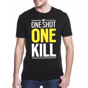 Camiseta Tom Clancys Camisa Rainbow Six Siege Ps4 Game Jogo