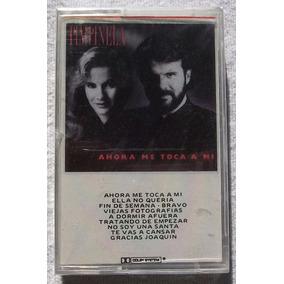 Pimpinela Ahora Me Toca A M I Cassette Nuevo Cbs