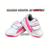 Converses Y Tenis Con Velcro Para Niñ@s En Oferta!!! Fab Nal