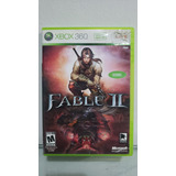 Fable 2 Xbox 360