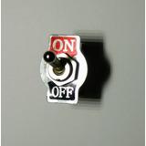 Interruptor O Switch Cola De Rata 20a 2 Pines On-off