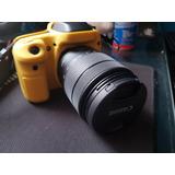 Canon 80d + Efs 18-135mm Usm + 70-300 Mm