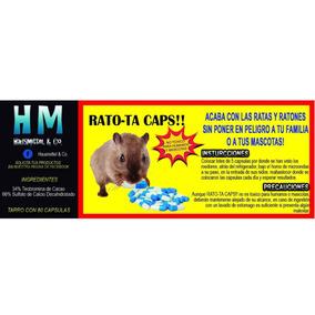 Veneno Para Ratas Y Ratones No Toxico Para Humanos