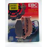 Pastilla Freno Ebc Fa419hh Suzuki Dl 1000 Al4 Vstrom 1415 R