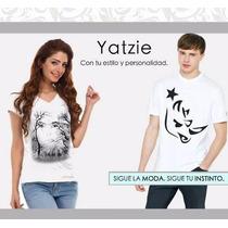 Camisas Estampadas Personalizadas