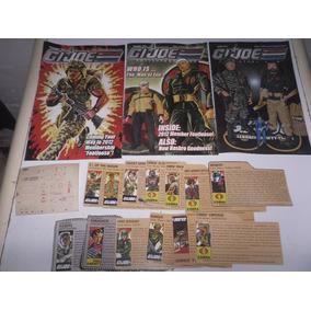 Lote De Filecards Gijoe Y Revistas - Vintage, Modernas