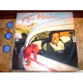 Lp Sergio Mendes - Voo Doo (1983)