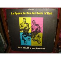 Bill Haley Y Sus Cometas Rock And Roll Lp Vinilo