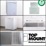Congeladores Top Mount Y Premium De100 .150.227y310 Litros