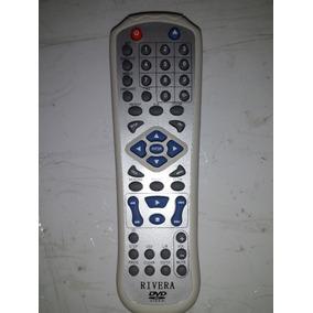 Control Remoto Para Dvd Riviera Nuevo Sin Uso
