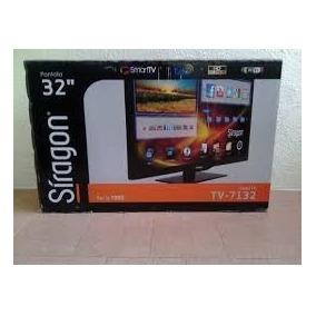 Televisor Led Siragon 32 Pulgadas Smart Tv Wifi Modelo 7132