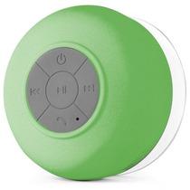 Mini Caixa De Som - Bts-06 - Verde