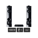 Home Theater Lg,bluray 3d,1000w,4.2 Canales Nuevo