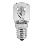 Lampada E14 15w 220v Alta Temperatura Geladeira/forno/coifas